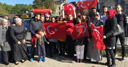 Türk bayan seçmen gurubu